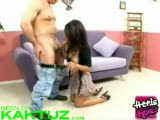 Sexy asian hoe gets a stuffing