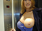 MILF gets her pussy eaten out by husbands friend