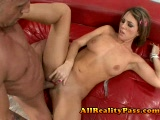 Sexy Bella fucked until her pusy squirts