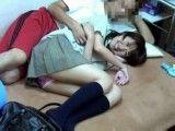 Cutest School Girl Loses Her Virginity