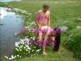 Amateur sextape made in paradise