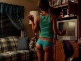 Hot webcam dancing girl