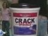 Crack Spackle