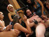 Bachelorette BDSM sex party