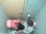 Mc Donalds bathroom sextape