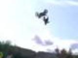 Stunt wents wrong