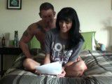 Horny GF agrees to make a sextape