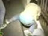Taxi driver attack robber very bad