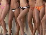 Seven unbelievably hot babes masturbate