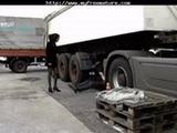 Ebony Hottie  Fucked By Trucker mature ma ...