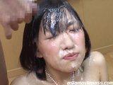 Amazing Japanese Bukkake!