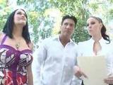 Gianna Michaels and Carmella Bing Big Titty Bang!