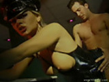 fetish officer babes threesome