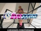 Julie Cash Big Butt Sex Live on LiveGonzo