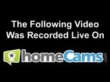 Teen girl on Homecams