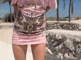 slutty beach teen fucked - candace