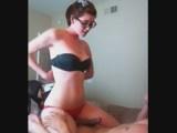 Insanely hot GF blowjob