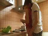 Homemade Deepfucking In The Kitchen