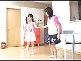 Really cute japanese lesbians 1