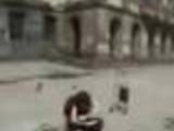 Street Artist is performing