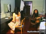 Helena Brunette Give Private Performance