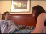 Wife Shares Her Hubby Watches Him Creampie