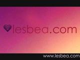 Two lesbians take on amateur teen
