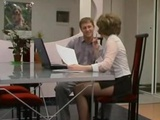 Pantyhose Granny Gets Oral  mature mature porn granny old cumshots cumshot