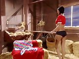 Babe getting her ass fucked in a barn - VCA