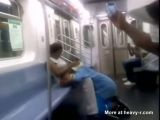 Eating Pussy In The Subway - Subway Videos