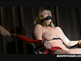 Shackled Whipped And Toyed