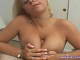 Her First Perfect Blowjob On Cam