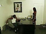 Ebony babe taking that huge dick hard - Visual Images