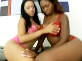 Holla Black Girlz 22 - Scene 6 - Black Thunder Digital