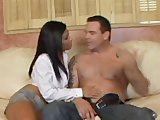 Latin hottie wants that cum in her mouth - Anarchy