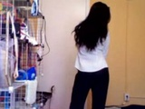 Business Chinese Woman Stripping For You