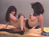 Leanna Foxx and Tricia Yen