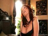 Sexy Redheaded Milf Oozes Sex