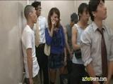 AzHotPorn.com - Sex Inside Elevator Sudde ...
