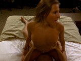 Gorgeous tanned babe fucked on cam