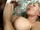 Horny Milf Loves Pleasing Cock And Balls
