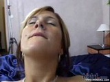This slut pulls off her lingeri