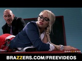 Kinky Blonde Student Ass Spanked And Anal Fucked By Prof Brazzers