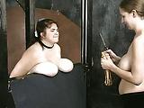 fatty nipple torture
