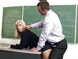 Horny Professor Would NOT Take Another NO For An Answer