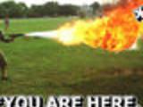 Belittle FlameThrower