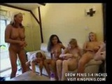 British Donnas Dildo Party Part2