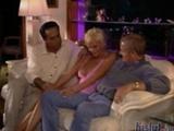 Jamie Lee Takes On A Couple Of Stuntcocks