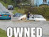 Owned SharkCar