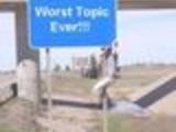 Thread Crap WorsttEver